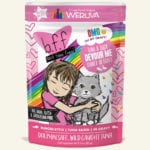 Weruva BFF Tuna & Duck Devour Me Tuna & Duck Dinner in Gravy Wet Cat Food Pouch