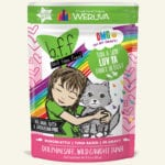 Weruva BFF Tuna & Lamb Luv Ya Tuna & Lamb Dinner in Gravy Pouches Wet Cat Food