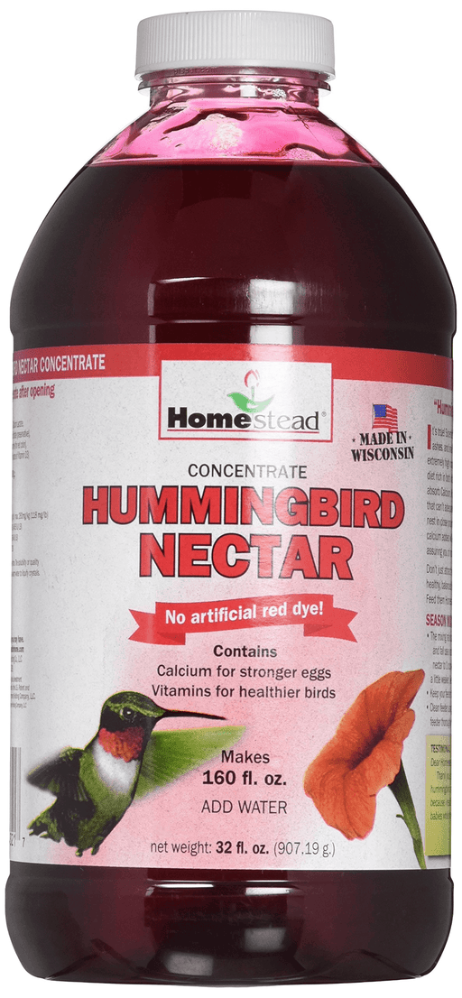 Hummingbird Red Liquid Nectar Concentrate (32 oz.)