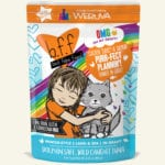 Weruva BFF OMG Purr-Fect Plannin'! Chicken, Turkey & Salmon Dinner in Gravy Wet Cat Food Pouch