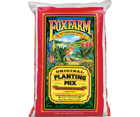 FoxFarm Original Planting Mix, 1 cu ft
