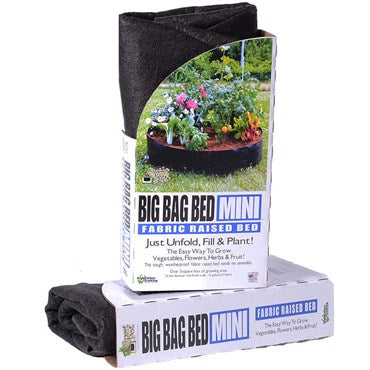 "Smart Pot High Caliper Growing® Big Bag Raised Mini Garden Bed - 24"" diameter"