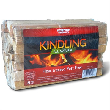 Fatwood .21cf Softwood Kindling