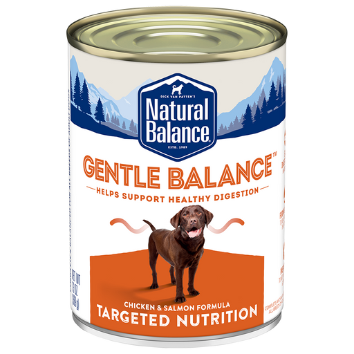 Natural Balance Targeted Nutrition Gentle Balance Canned Dog Food