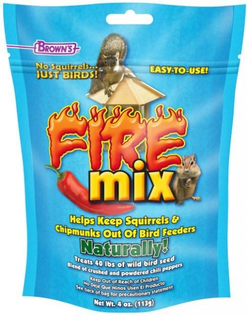 Fire Mix Bird Seed Additive, 4oz