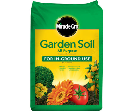 Miracle-Gro Garden Soil All Purpose, 2 cu ft