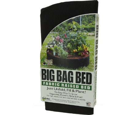 "Smart Pot Big Bag Round Fabric Raised Bed - 50"" diameter"
