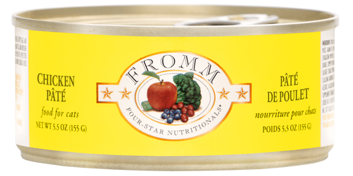 Fromm Four Star Chicken Pate Can