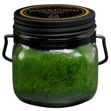 McCall's Candles, Mint Citronella Mason, 16oz