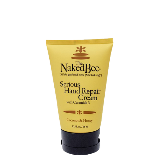 The Naked Bee, Coconut & Honey, Serious Hand Repair Cream, 3.25oz tube