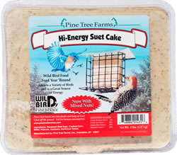 Hi-Energy Suet Cake, 3 Pounds