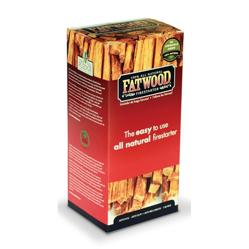 Fatwood Firestarters - Box (1.5 lb.)