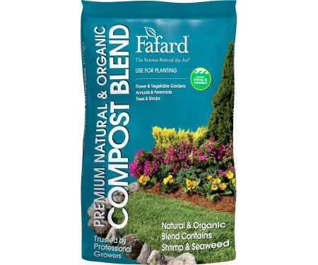 Fafard Premium Natural & Organic Compost, 1 cu ft