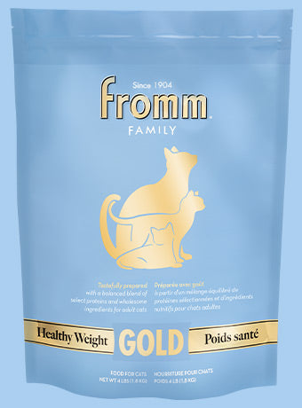 Fromm Healthy Weight Gold Cat Food