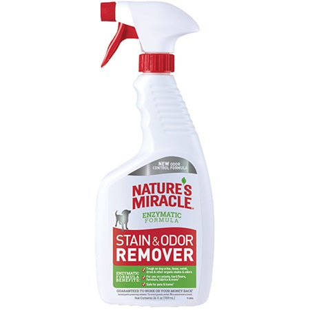 Nature's Miracle Stain & Odor Remover 16oz Spray