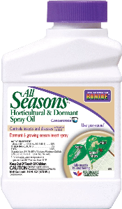 All Seasons Horticultural & Dormant Spray Oil Concentrate
