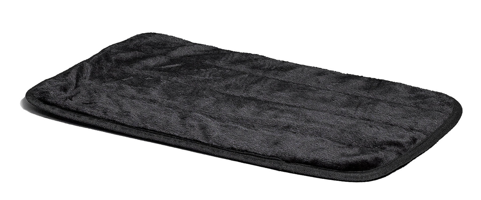 "Midwest Deluxe Pet Mat, 43""x28"", Black"