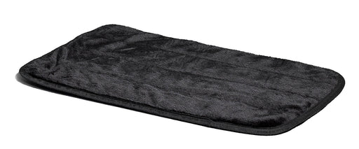 "Midwest Deluxe Pet Mat, 35""x23"", Black"