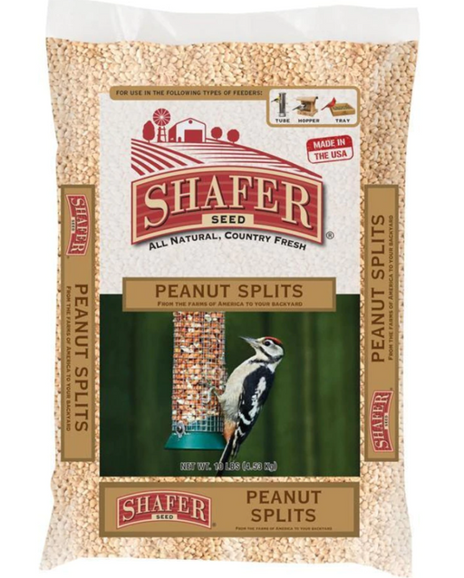 Shafer Peanut Splits
