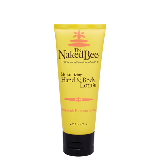 The Naked Bee, Grapefruit Blossom Honey, Hand & Body Lotion, Multiple Sizes