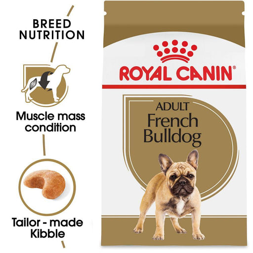 Royal Canin Breed Health Nutrition French Bulldog Adult Dry Dog Food
