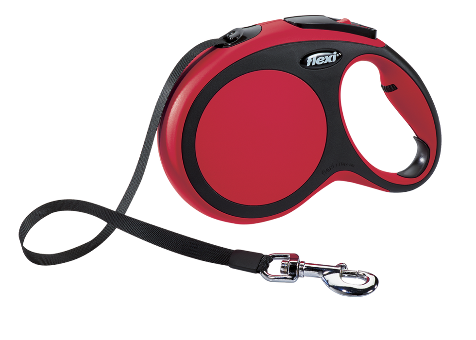 Flexi New Comfort LG Retractable 26 ft Tape Leash