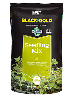 Black Gold Seed Starting Mix
