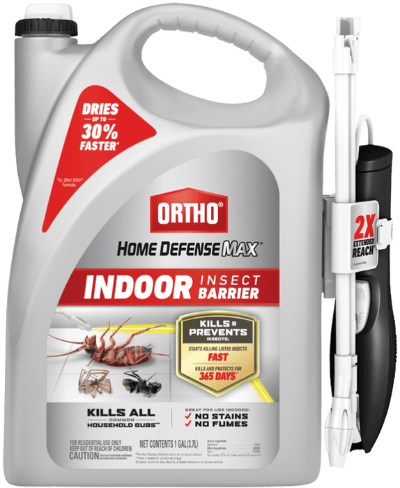 Ortho Home Defense Max Indoor Insect Barrier