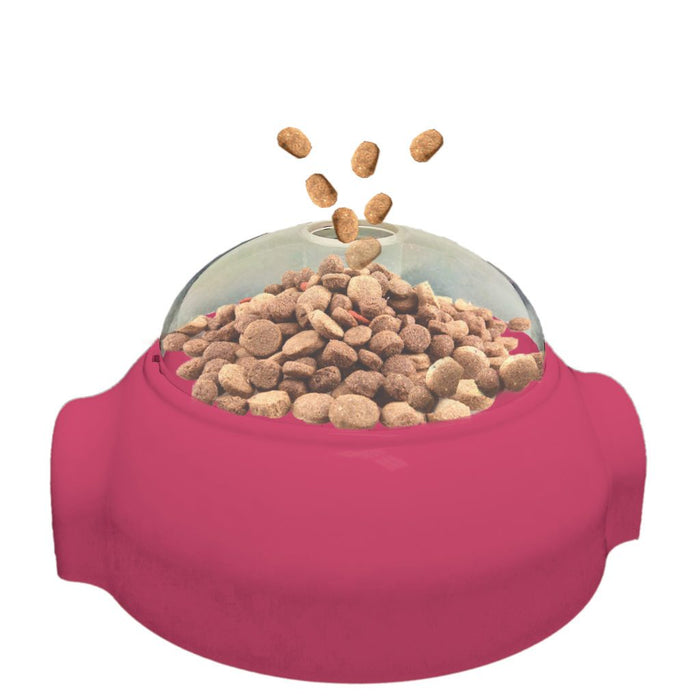 Ethical Products Push-N-Pop Treat Dispenser for Cats