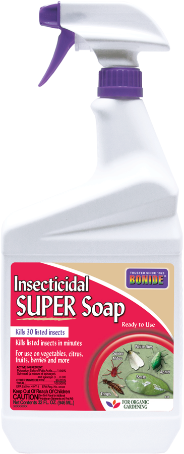 Insecticidal Super Soap Ready-to-Use
