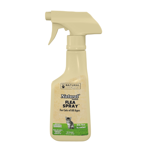 Natural Chemistry Flea Spray for Cats