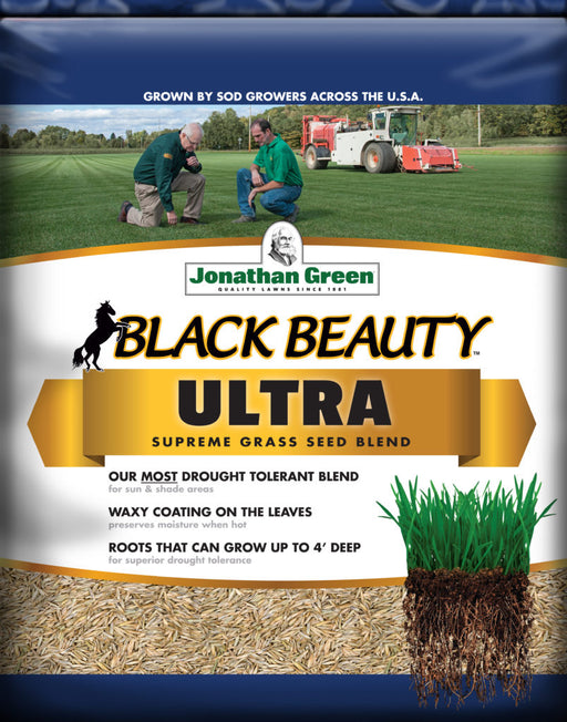 Jonathan Green Black Beauty Ultra Supreme Grass Seed