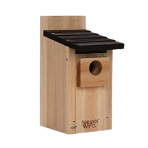 Natures Way BLUEBIRD HOUSE WITH VIEWING WINDOW
