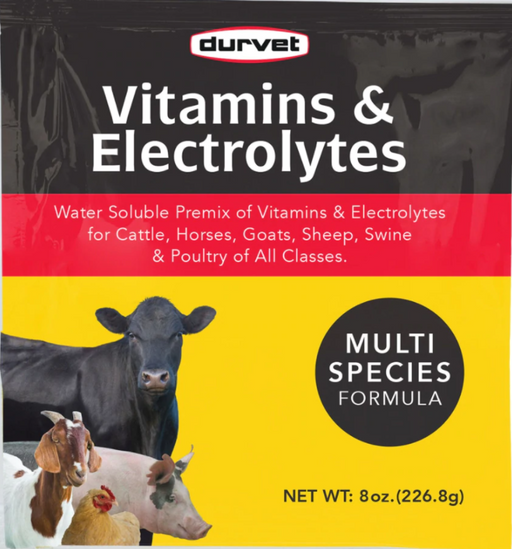 Vitamins & Electrolytes Daily Poultry Supplement