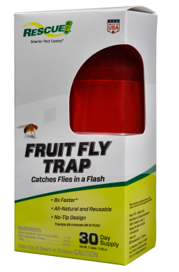 RESCUE! Fruit Fly Trap