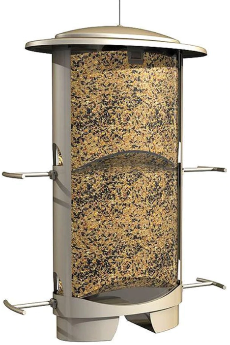 Squirrel X Squirrel Proof Feeder - 4.2lb capacity