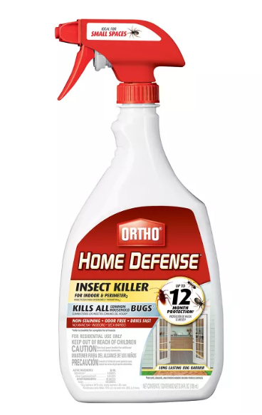Ortho® Home Defense® Insect Killer for Indoor & Perimeter Ready to Use