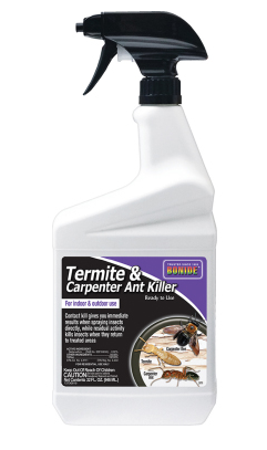 Bonide Termite & Carpenter Ant Killer Ready to Use, 32oz