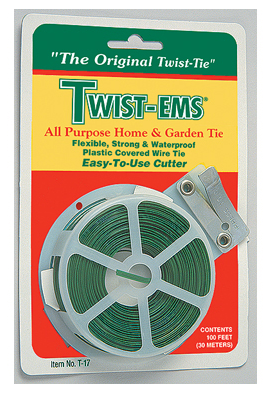 Twist-Ems All Purpose Home & Garden Tie