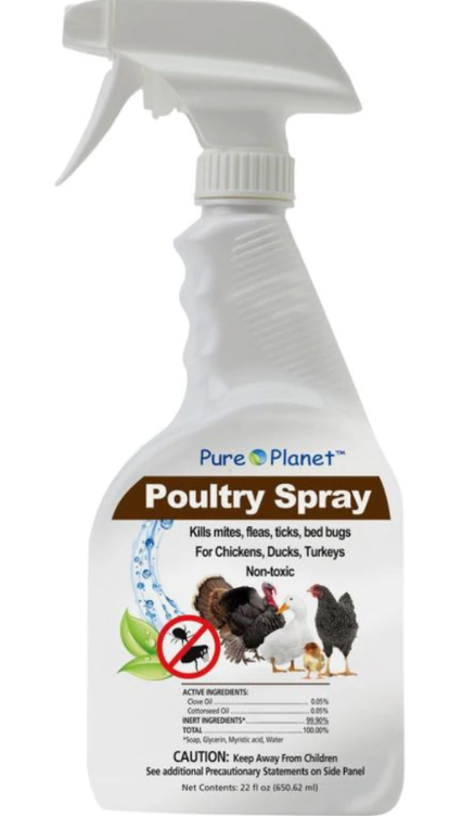 Poultry Insect Spray, 22oz