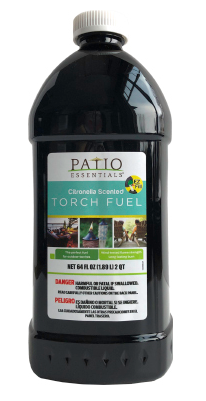 Torch Fuel, Citronella Scented, 64oz