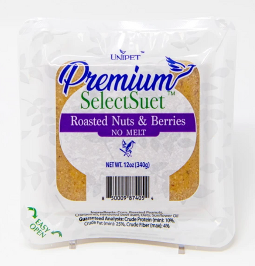 Premium Select Roasted Nuts & Berries Fresh Pack Ultimate Suet Dough