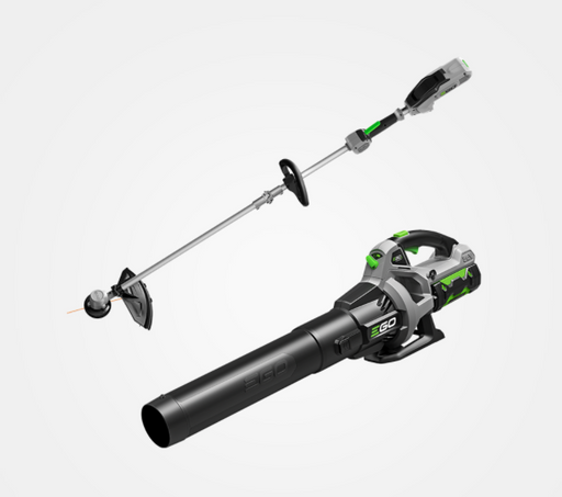 "EGO 530CFM Blower & 15"" String Trimmer Combo Kit (2.5Ah Battery, 210W Charger)"