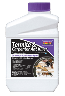 Bonide Termite & Carpenter Ant Killer Concentrate, 16 oz