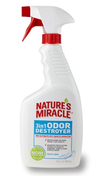 Nature's Miracle 3in1 Odor Destroyer, Fresh Linen