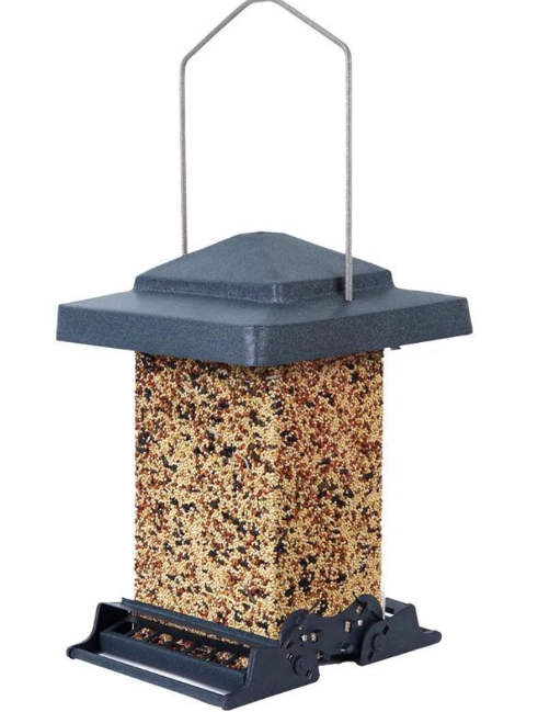 Vista Squirrel Proof Feeder, 6lb capacity