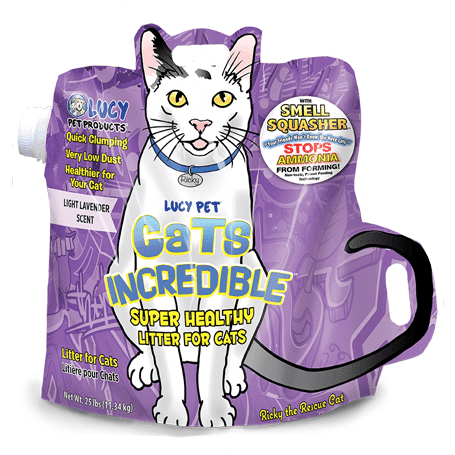 Lucy Pet Cats Incredible™ Lavender