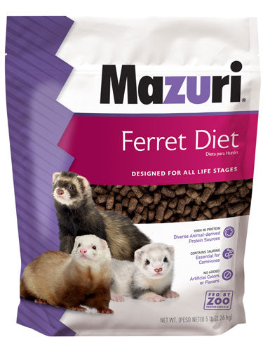 Mazuri Ferret Food 5 LB