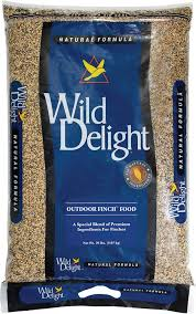 Wild Delight Outdoor Finch Food, 5lbs