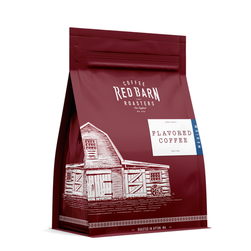 Red Barn Coffee Roasters, Gingerbread, Ground, 12oz